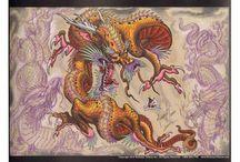 dragão mordenti