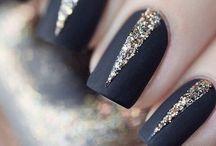 Ногти как искусство / Маникюр Декорирование Наращивание ногтей