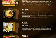 The Japanese Menu