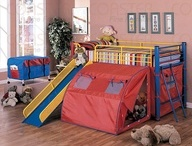 Bunk Beds for Kids / by Nevaeh