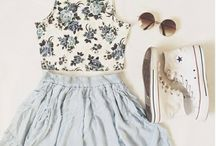 OUTFITS//SUMMER