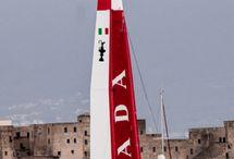 America's Cup / La regata più antica e prestigiosa al mondo che appassiona gli italiani dai tempi di Azzurra e del Moro di Venezia.