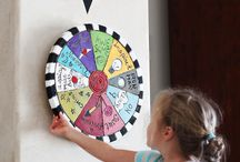 Pin board for children