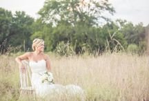 Bridal session pics / by Makenzie Persall