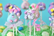 Easter confectionery / Sweet easter food