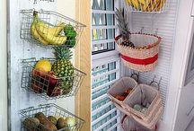 cozinha organizar
