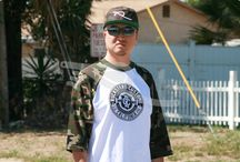 Camo Apparel / Camo t-shirts, caps & gear.