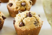 Food - Muffins, cupcakes & scones (biscuits)