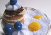 Sewing - Felt Food / by Chrystal Lytle Rhodes