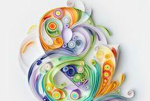 ♦ QUILLING ♦ / by ♣ Beatriz Teresa Pignataro ♣