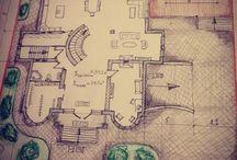 Architectura proekt / Архитектурное проектирование зданий, жилые и коммерческие