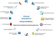 Virtual Assistant Companies - Evirtualservices.com / EVirtual Services solve your personal and business tasks provide high quality virtual assistants to our clients around the world at affordable rates starting at just $6/ hour!