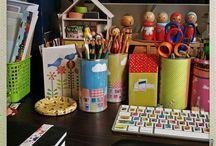 Designer desks / by Nadya Direkova