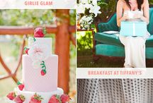Bridal Shower Ideas / by Laura Elliott