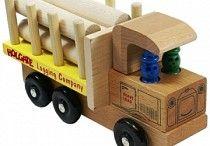 Wooden Toys / Jouets en Bois