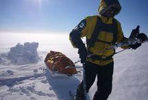 ★ Ski Trekking Antarctica ★