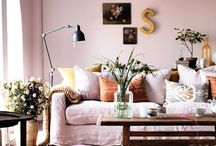 Living room design for #SnugSeason / All about the cosy season!