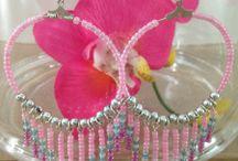 earrings bord