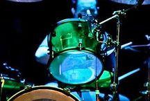 Chris Willett Drumming / Photos of Chris Willett playing drums
