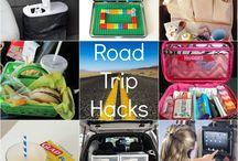 Family Road Trip Hacks