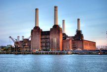 Tin factory