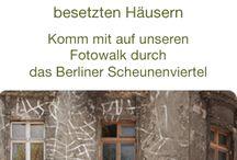 Berlin fotografieren & Entdecken / Rauh vs. Schick, alt vs. neu, Beton & Stahl vs. Grün - Entdecke bekannte und unbekannte Seiten von Berlin völlig neu. Hier findest Du ungewöhnliche Momentaufnahmen, neue Perspektiven und Fotowalks von einer Stadt, die immer wieder in neuem Licht betrachtet werden kann.