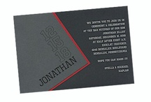 Rooted Bar Mitzvah Invitations