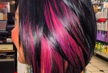 hair color / by Jennifer Galloway