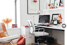 Home Work / Home offices / by Calvin Roseberry