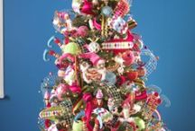 Candy Sprinkles Collection / Our Candy Sprinkles Collection dresses your tree with sparkly ornaments and other beaded orbs.  Pair the ornaments with designer ribbon and picks for a coordinated holiday look