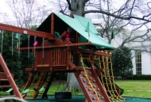 Obama First Family Playground