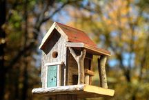 Birdhouses / by Nancy McCoy