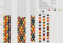 Sznury Koralikowe wzory
