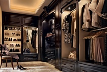 Spaces:  Closets / by Wendy McKay