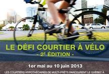 Courtiers à vélo Multi-Prêts