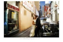 Melbourne Weddings / I love how Melbourne has provided a sensational backdrop for so many of my lovely couples on their wedding day!
