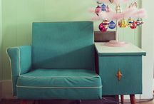 Home Sweet Retro Home / Vintage and liked furniture