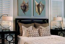 Bedroom ideas / by Joanna Dickinson