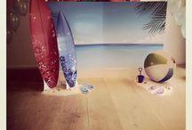 beach scene ideas