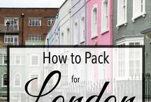 How to Packard for London