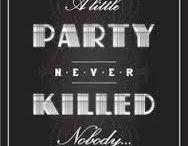 Gatsby Party Ideas