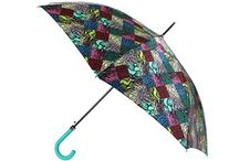 Renkli Şemsiyeler / Yağmurlu havalarda stilinden ödün vermek istemeyenler için şık ve renkli şemsiyeler burada!