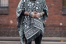 poncho for men
