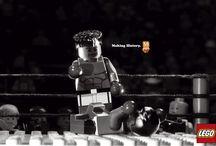 Campaña Lego / by Pam Castillo