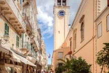 Corfu Walking Tours / The best way to experience Corfu Town is by walking her cobblestone streets as your licensed local Tour Guide reveals to you the spicy stories and savory secrets behind every monument and landmark along the way.