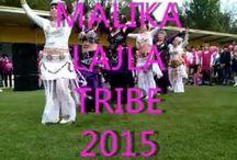 Malika Lajla Tribe / Tanec: Tribal, Tribaret, Ghawazee