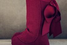sapatos  de Maria Fernanda e alice