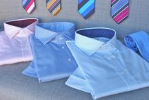 Spring-Summer Shirts / https://www.facebook.com/media/set/?set=a.10152288136234844.1073742132.94355784843&type=3  #mtm #madetomeasure #buczynski #buczynskitailoring #shirt #albini #tailor