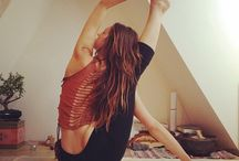 Yoga / Poses / outfits / accesories