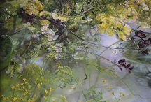 УКРОП КАК МУЗА для художника... | fennel /  Укроп — одна из самых известных пряностей в мире, которая получила свое заслуженное место в работах многих художников...